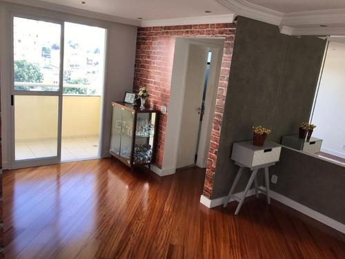 Apartamento Com 2 Dormitórios À Venda, 62 M² Por R$ 510.000 - Jabaquara - São Paulo/sp Www.forteprimeimoveis.com.br - Ap59592