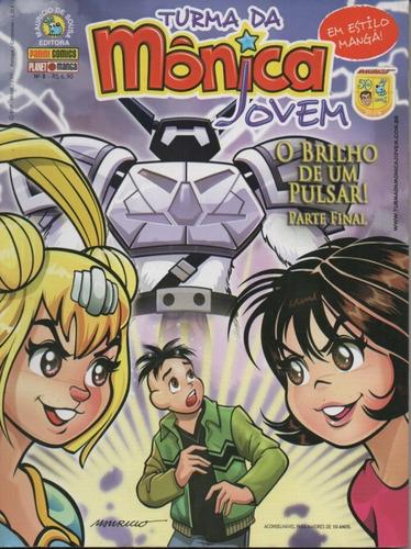Revista Turma Da Mônica Jovem 8