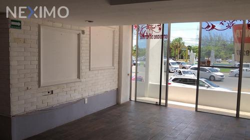 Imagen 1 de 6 de Local Comercial En Renta En Cancun Zona Centro Sobre Avenida Bonampak, Quintana Roo