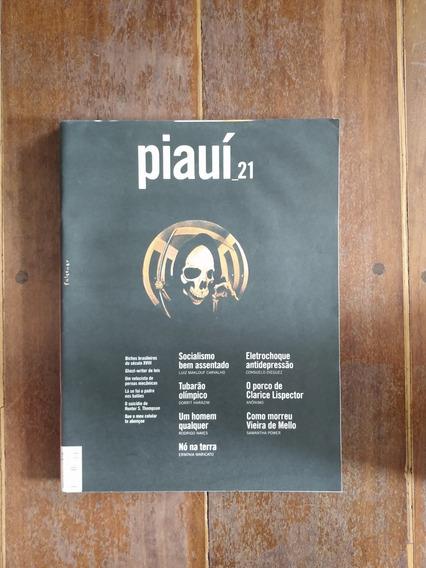 Revista Piauí - Edição 21 - Para Colecionadores