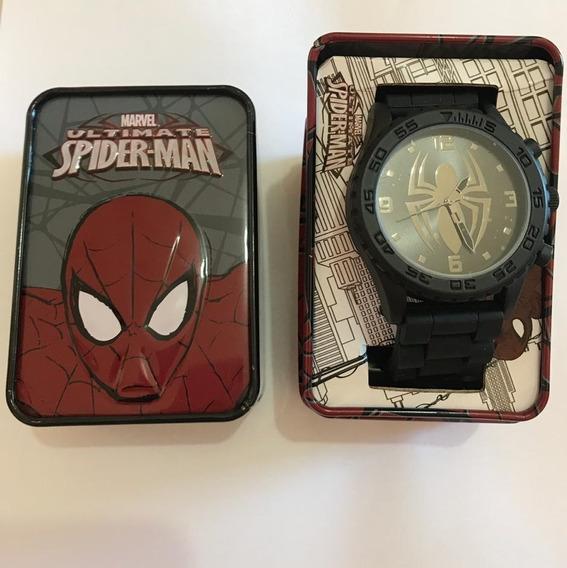 Relógio Marvel Do Homem-aranha