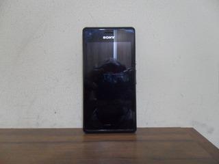 Celular Sony Xperia C1904 Funcionando - Leia A Descrição
