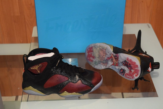 Air Jordan 7 Retro Doernbecheer #26.5 #27.5 Nuevo Con Caja