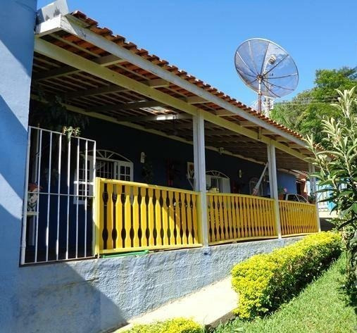 Chácara Para Venda Em Ibiúna, Aceita Permuta Embu Das Artes E Região, 2 Dormitórios, 1 Suíte, 2 Banheiros, 2 Vagas - 42_1-1456143