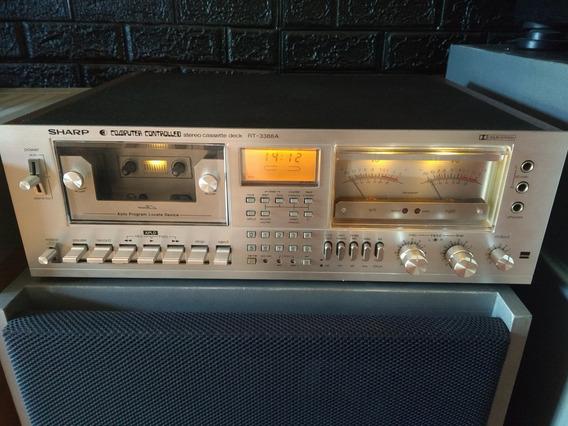 Tape Deck Sharp Rt-3388a