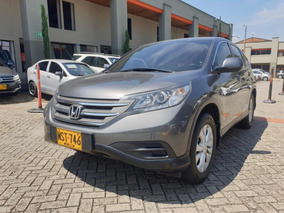 Honda Cr-v Lx 4x2 Automática