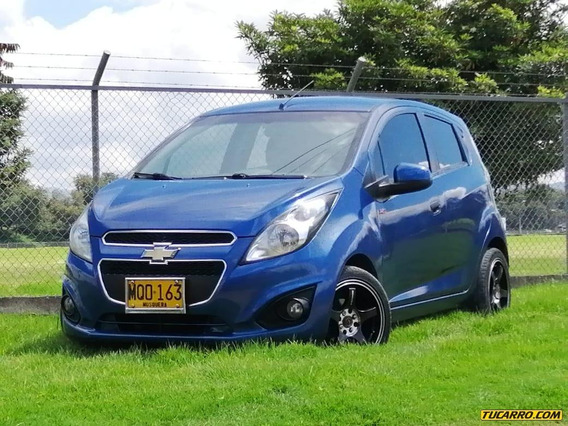 Chevrolet Spark Gt Gt Full Equipo