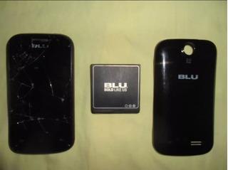 Celular Blu Bold Like Us Modelo Dash Jr D141w Para Repuestos