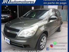 Chevrolet Agile 1.4 Lt 2010 Jr Automotores