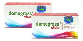 Demograss Clásico 60 Cápsulas (2 Cajas) Original