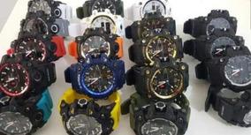 Relógios G-shock Casio Prova D,água Kit Com 18 Unidades