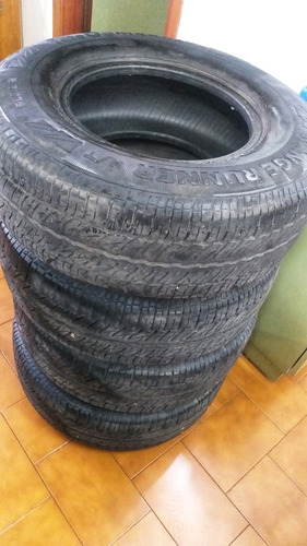 Vendo Jgo De Neumáticos