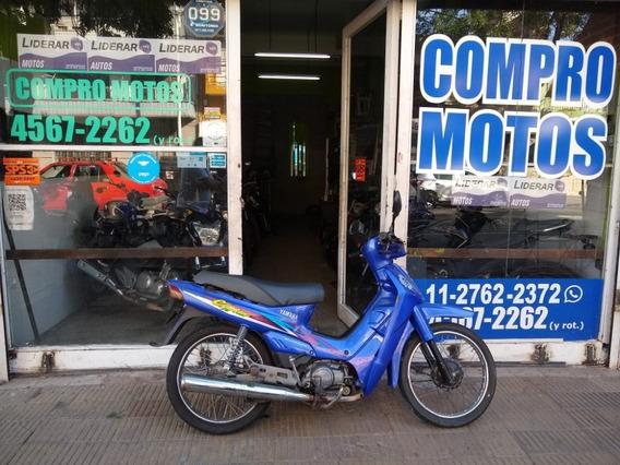 Yamaha Crypton T105 Azul Alfamotos 1127622372
