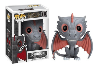 Figura Funko Pop 16 Drogon - Game Of Thrones Oferta!