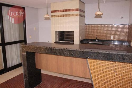 Apartamento Para Alugar, 228 M² Por R$ 5.000,00/mês - Jardim Irajá - Ribeirão Preto/sp - Ap5006