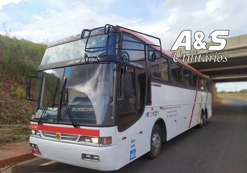 Imagem 1 de 5 de Busscar Jumbuss 1999 Scania K420 6x2 Completo Ais Ref 686