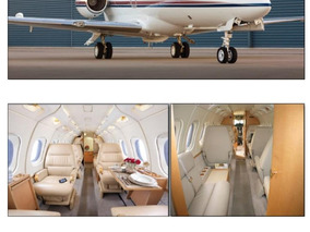 Renta De Aviones Ejecutivos (hawker, Gulfstream, Learjet)