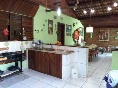 Casa Com 2 Dormitórios À Venda, 140 M² Por R$ 460.000 - Canto Do Forte - Praia Grande/sp - Ca0646