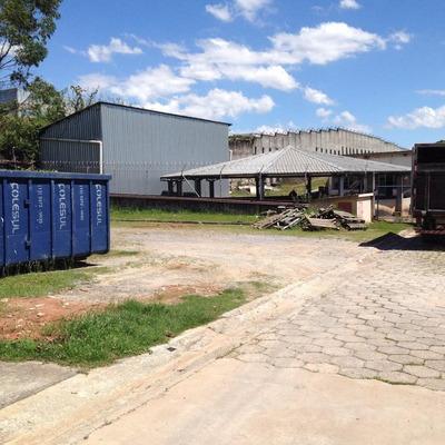 Dois Galpões Industriais Para Locação, Vargem Grande Paulista, Km 45 Da Raposo Tavares. - Ga0669
