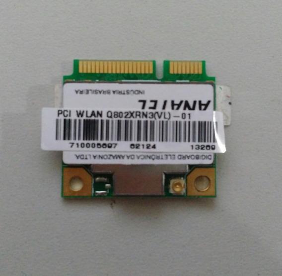 Placa Wireless P/ Notebook Rtl8188ce
