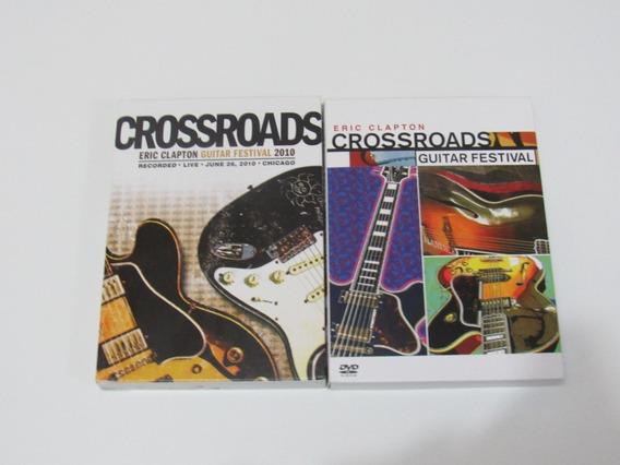 Kit Eric Clapton Crossroads Guitar Festival De 2004 E 2010
