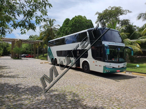 Imagem 1 de 14 de Paradiso 1800 Dd Scania K-380 2009 50 Lug - 40 Leito Ref 652