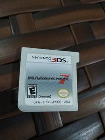 Mario Kart 7 3ds Americano Em Excelente Estado