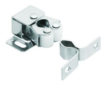 Fecho Rolete Zincado Kit 12 Unid. Frete Gratis (2984)