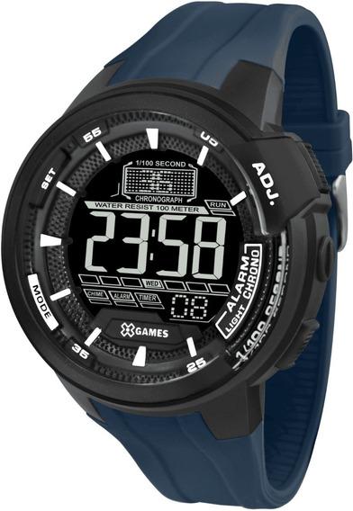 Relógio De Pulso X-games Xmppd467 Pxdx
