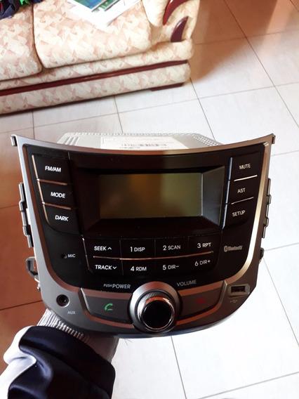 Som Original Hb20 Com Bluetooth! Usado Mas Em Perfeito Estad
