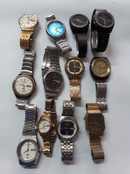 Relógio Citizen Automático Antigo (leia A Desc )