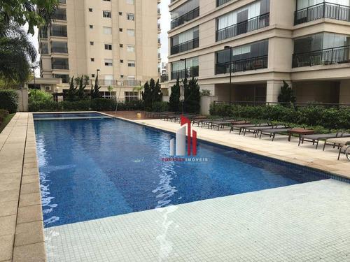 Apartamento Com 3 Dormitórios À Venda, 213 M² Por R$ 2.398.000,00 - Ipiranga - São Paulo/sp - Ap0515