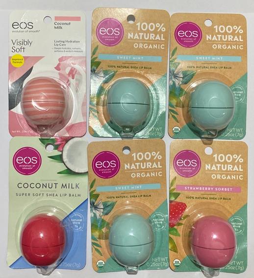 Eos Lip Balm Protetor Labial Importado