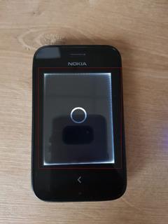 Smatphone Nokia Asha 230 Semi Novo C/mancha