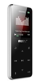Ruizu X16 8gb Mp3 Mp4 Player Digital Tela 1,8 Polegadas