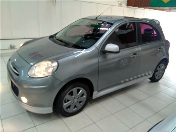 Nissan March March Sr 1.6 16v Flex