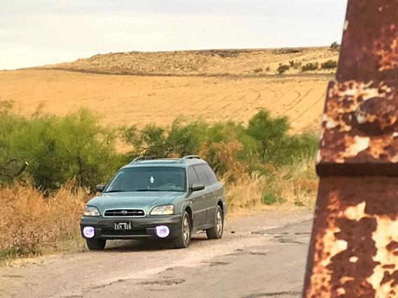 Subaru Outback Limited 2,5 At Momo