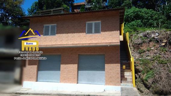 167 Belo Salão Para Locação Com Fins Comerciais Em Juquitiba