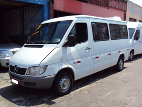 Sprinter Van Executiva Luxo 313 Cdi - 2009