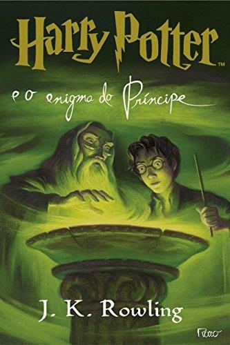 Harry Potter E O Enigma Do Príncipe - Livro 6