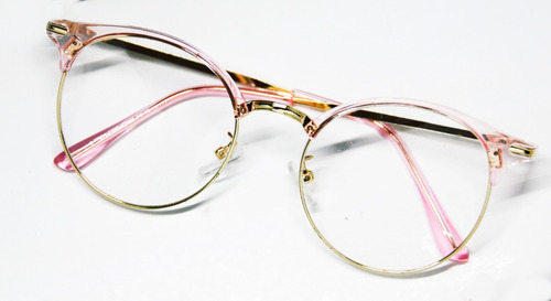 996f6453a8 Marcos Lentes De Super Diseño Moda Importados Gafas Cr23