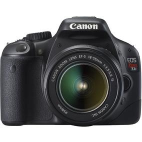 Câmera Canon T2i + Lente 18-55