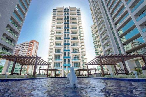 Imagem 1 de 30 de Apartamento Com 4 Quartos À Venda, 172 M², 3 Vagas, Área De Lazer, Alto Padrão, Financia - Cocó - Fortaleza/ce - Ap0216