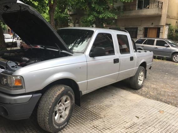 Ford Ranger 2.8 Xls I Dc 4x2 2005 Titular Al Dia Nva Base