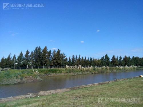 Imagen 1 de 1 de Mosquera Y Gallastegui - Terreno Al Río En San Benito Villanueva