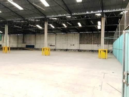 Bodega Industrial En Renta Estado De Mexico