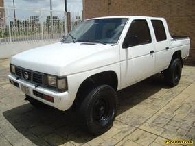 Nissan Pick-up D-21 4x4 - Sincrónica
