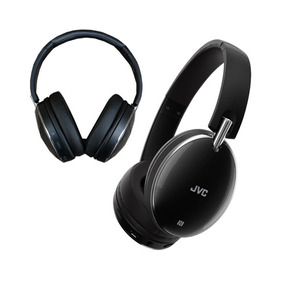Headphone Jvc Wireless Ha-s90bn Active Noise Cancelling