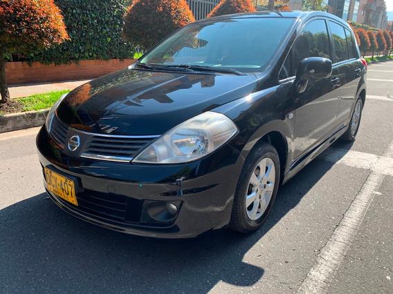 Nissan Tiida Premium 2009 Automatico