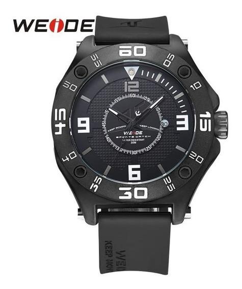 Relógio Weide 1502 Original Analógico Luxo Barato Promoção